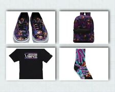 Vans Off the Wall Nintendo Donkey Kong Backpack Socks Shoes Shirt Lot NWT GIFT