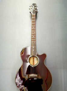 TAKAMINE Acoustic Electric Guitar NPT-110 #6973