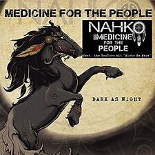 Nahko and Medicine for the People - Dark As Night [New CD] UK - Import