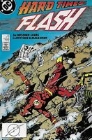 Flash Comic Issue 17 Copper Age First Print 1988 Messner Loebs Larocque Haynie
