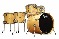 PDP Concept Maple 6-piece Drum Shell Pack - Natural Lacquer