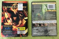 The Hunger Games DVD w/slipcover - 2 Disc Set - New/Sealed - Lawrence