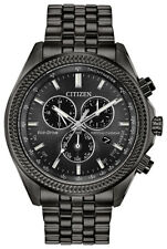 Citizen Eco-Drive Men's Brycen Perpetual Calendar Chrono 44mm Watch BL5567-57E