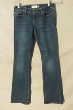 D9865 Abercrombie & Fitch Stretch Killer Fade Emma Jeans Women's 28x30