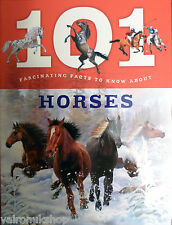 101 Fascinating Facts About Horses for Children Good Reference and Learning