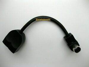 Sony Unilink Cable Adapter AUX INPUT AUXILIARY car radio stereo CD Changer MP3
