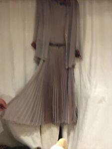 Evening Skirt Suit
