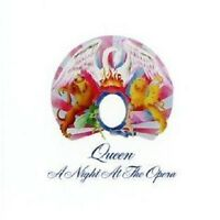 """QUEEN """"A NIGHT AT THE OPERA"""" 2 CD DELUXE EDT NEW+"""