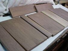 New Listing9 Pc. Black Walnut Lumber craft wood . Woodworking Planed