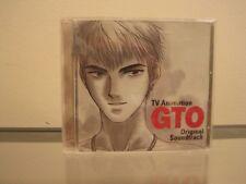 GREAT TEACHER ONIZUKA GTO TV Animation Original Soundtrack