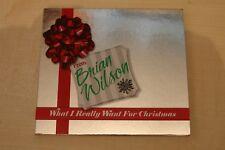 BRIAN WILSON - WHAT I REALLY WANT FOR CHRISTMAS (CD album) digipak