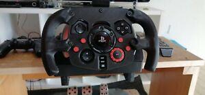 Logitech G29 f1 (modifica volante)