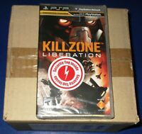 Lot of 12 (Case) Killzone:Liberation Sony PSP *New! *Factory Sealed! *Free Ship!