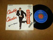 CHUBBY CHECKER  - EP MEXICO GAMMA 07-006   / LISTEN - R&B TWIST