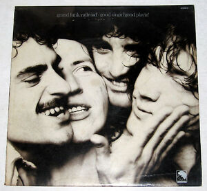 Philippines GRAND FUNK RAILROAD Good Singin' Good Playin' LP Record