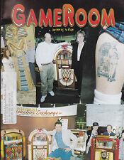 GameRoom Magazine National Jukebox Exchange Pinball June 1995