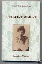 Wiggins L.M. MONTGOMERY Biography First Edition! RARE! Mint in dj--FREE SHIPPING