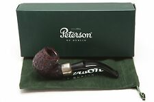 Peterson Standard Rustic 317 Tobacco Pipe Fishtail
