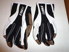 ONEAL REVOLUTION motocross gloves BLACK sz5 YOUTH Medium ATV MX BMX 0383-105
