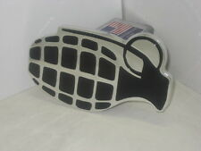 hand grenade hitch cover hand grenade,ford,chevy,dodge