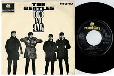 THE BEATLES Long tall Sally EP 45rpm 7' + PS 1964 UK EX+