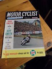 Motor Cyclist/Greeves 36 MX4 test/AJS R7/Moto-Guzzi500/Cheeney-Greeves/Bond