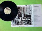 LP MENDELSSOHN VINILE D'EPOCA RARO COLLEZIONE GRANDI MUSICISTI OPUSCOLO FOTO