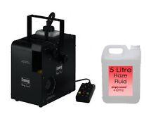 STAGELINE IMG fm-200h DMX Haze machine hazer 600W STADIO DISCOTECA DJ & 5L Fluido