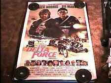 DELTA FORCE  ROLLED 27X41 MOVIE POSTER CHUCK NORRIS