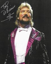Ted DiBiase The Million Dollar Man Money Inc. WWF WWE Signed 8x10 Photo #4 w/COA