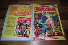 Stan Lee's Marvel Comic Stars # 11/1981 -- el poderoso thor