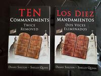 Ten Commandments Twice Removed, Los Diez Mandamientos Dos Veces Eliminados