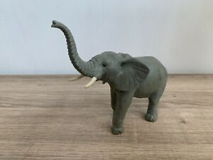 ELC AAA Elephant Toy Figure Zoo Safari Wildlife African Animals In VGC