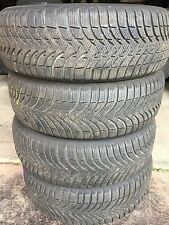4 Winterreifen 205/60R16 92H Michelin Alpin A4