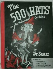 The 500 Hats of Bartholomew Cubbins First Edition
