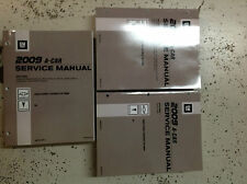 2009 CHEVY COBALT & PONTIAC G5 G 5 Service Shop Repair Workshop Manual Set NEW