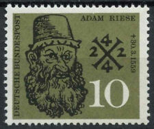 West Germany 1959 Adam Riese MNH #D4645