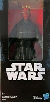 "STAR WARS DARTH MAUL THE PHANTOM MENACE 6"" ACTION FIGURE"