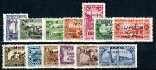 ALAOUITES 1925 Yvert 22-34 ** POSTFRISCH TADELLOS SATZ (F4657