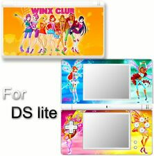 Winx Club SKIN STICKER COVER DECAL for NINTENDO DS lite