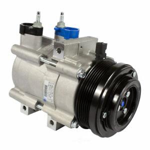 A/C Compressor-And Clutch - New MOTORCRAFT YCC-395