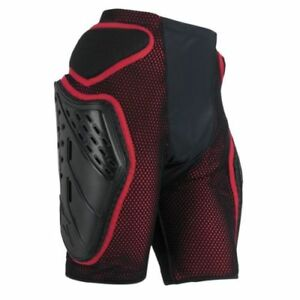 Alpinestars Bionic Freeride Base Protection Shorts - Black/Red  Mens   Pick Size