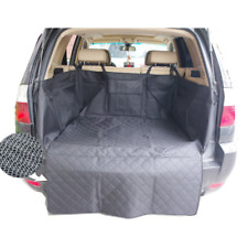 Nonslip Waterproof Dog Car Cargo Cover Liner Pet SUV Trucks Seat Protection Mat