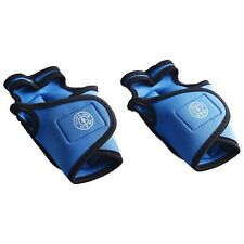 Gold's Gym 3 lb Weighted Gloves Pair Exercise Fitness Workout Gym Equipment
