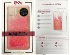 New Original CASE-MATE Glow Waterfall Multi-Color Glitter Case for iPhone X 10