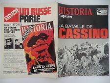 Historia n°59- 1969 - 2ème Guerre Mondiale : La bataille de Cassino