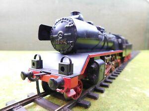 C11 Fleischmann Spur 0 Dampflok mit Tender E 360