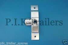 FREE P&P* Heavy Duty 125mm Universal Door Lock Latch for Horsebox & Trailers