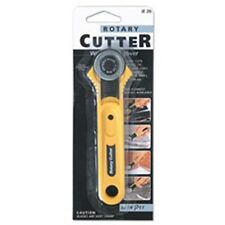 Impex Rotary Cutter Quilting Fabric/Paper/Leather/Vinyl Material Crafts 28mm