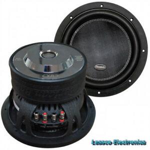 American Bass Xr-10D4 2000 Watt 10 Inch Dual 4 Ohm Subwoofer Car Audio Sub